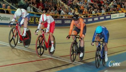 Europei di Ciclismo su pista: due medaglie per l'Italia negli inseguimenti a squadre