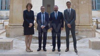 """Il Segretario Augusto Michelotti a Malta per la """"Baukultur"""""""