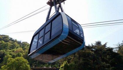 San Marino: funivia chiusa per manutenzione da lunedì 21 a giovedì 24 ottobre
