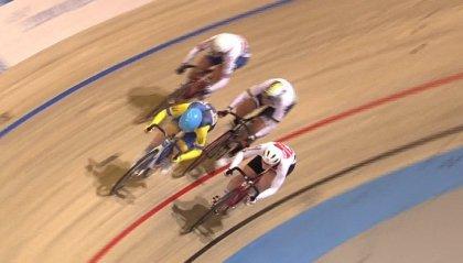 Europei in pista, niente podio per Paternoster e Viviani