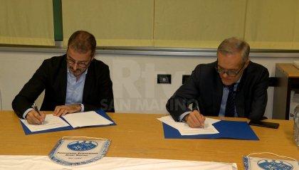 Siglato un protocollo d'Intesa tra la Federazione Italiana Nuoto Paralimpico e la Federazione sammarinese Sport Speciali