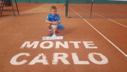 Dennis Spircu si aggiudica anche il Master Internazionale Tennis Trophy FIT Kinder + Sport