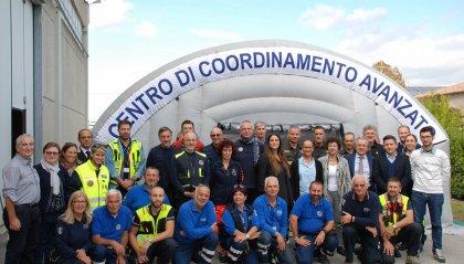 """""""Romagna 2019"""", rischio sismico: due giorni di esercitazione a Santarcangelo"""
