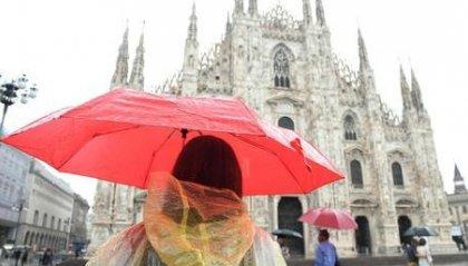 Maltempo: nubifragio a Milano, città allagata