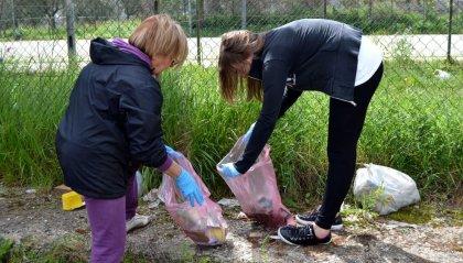 Una giornata ecologica per ripulire parlo Laiala