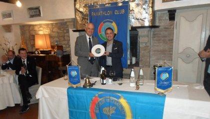 Panathlon: la sicurezza nel mondo automotoristico con Matteo Piraccini