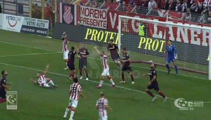 Il Vicenza si candida ufficialmente come l'anti Padova, per la Reggiana prima sconfitta in campionato