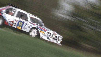 Il grazie dell' USC a Rally Legend