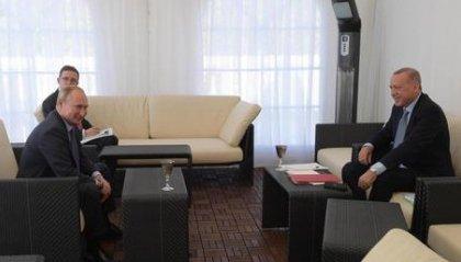 Presidente Assad accetta l'accordo tra Putin e Erdogan