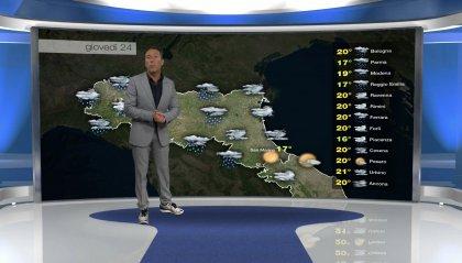 Meteo: che tempo fa giovedì 24 ottobre