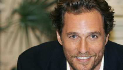Matthew McConaughey compie 50 anni!