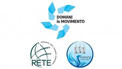 Domani in Movimento (Domani - Motus Liberi / Rete) - Tutti i candidati alle Elezioni 2019