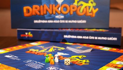 "Arriva ""Drinkopoly"""