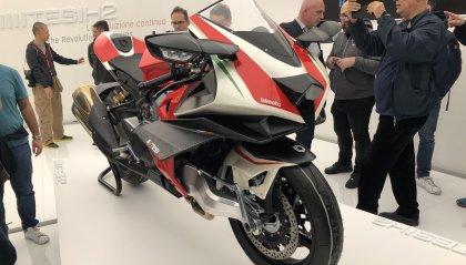 Moto: Kawasaki acquista il 49,9% della riminese Bimota