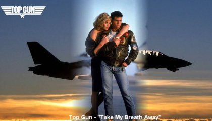 "8 novembre 1986: ""Take My Breath Away"", colonna sonora del film ""Top Gun"", è prima in classifica"