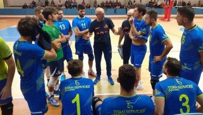 Volley: la Titan Services cade con Bologna, Banca di San Marino ko a Riccione