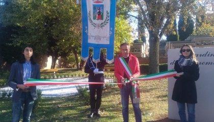 San Giovanni in Marignano: ricorrenza del 4 novembre e presentazione del Giardino delle Rimembranze