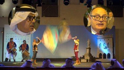 World Heritage Weeks: San Marino si presenta agli Emirati Arabi Uniti