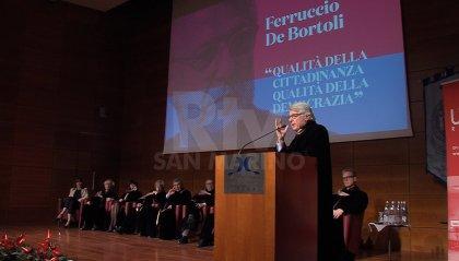Giovani e futuro: Ferruccio De Bortoli apre l'anno accademico