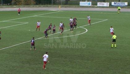 Girone F Serie D: pari Recanatese, Notaresco solo in vetta