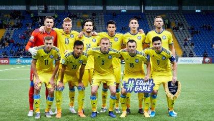 I convocati del Kazakistan per la sfida di San Marino