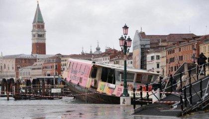 """Sindaco di Venezia chiede lo Stato di calamità. Bonaccini, """"Emilia Romagna pronta ad aiutare"""""""