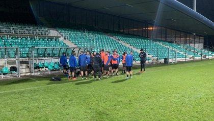 Under 21: rifinitura al Letni Stadion, impianto da 4800 posti