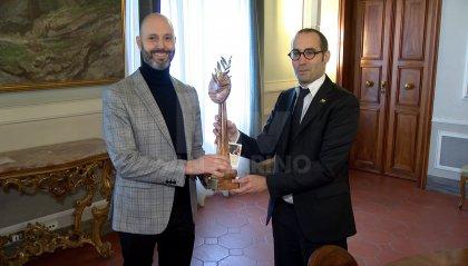La Palma d'Oro Assisi Pax affidata agli Istituti Culturali
