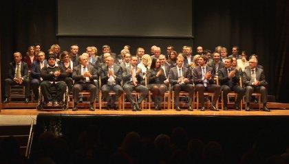 Il Pdcs presenta i candidati all'insegna di una campagna elettorale equilibrata e leale