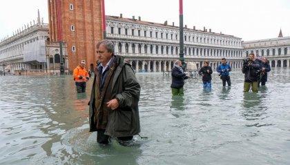 """Venezia: danni per un miliardo di euro e """"il Mose non basta"""""""