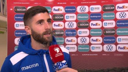 """Alessandro Golinucci: """"Ci vuole un gol. Se pioverà saremo ancora più carichi"""""""