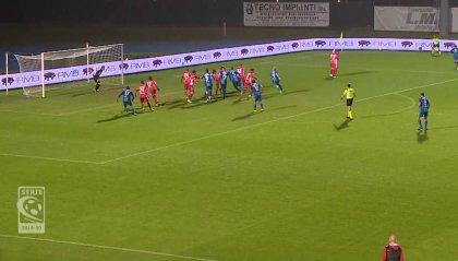 Feralpi Salò-Padova 1-0