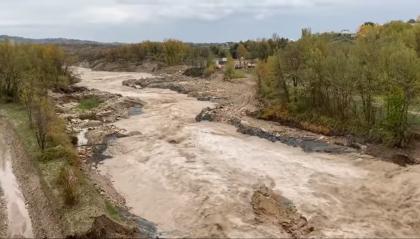 Maltempo: esondato il fiume Idice nel bolognese. A Rimini il Marecchia al massimo livello