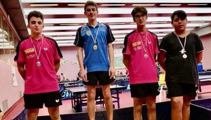 Tennis Tavolo: Andrea Morri vince il torneo di Senigallia