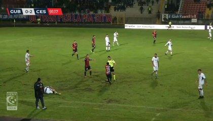 Il Cesena vince la battaglia del Barbetti