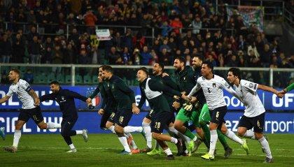 Italia da record, 9-1 ad Armenia, en plein verso Europei