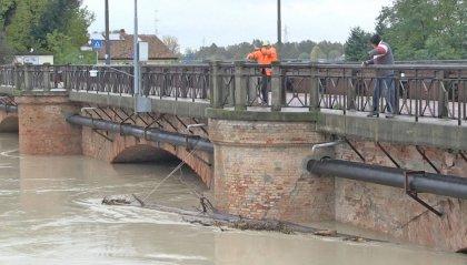 Allerta rossa in Emilia Romagna: fiumi ancora osservati speciali