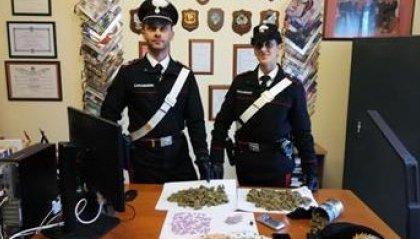 Market dello spaccio in casa: arrestato 27enne a Misano