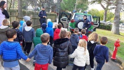 L'impegno educativo dei Carabinieri della forestale nella Giornata Nazionale degli Alberi