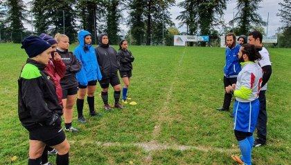 Posata la prima pietra della Nazionale femminile sammarinese di rugby a 7