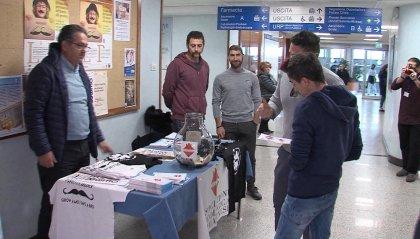 #Movember: raccolta fondi in ospedale