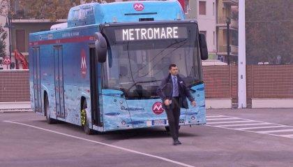 Metromare: l'anteprima per gli studenti, sabato il taglio del nastro