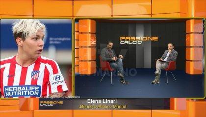 """Elena Linari: """"La percezione del calcio femminile è cambiata, molta più gente ci segue"""""""