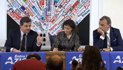 """Calenda lancia """"Azione"""" e promette: """"Nessun appoggio a chi si allea col M5S: loro e la Lega sono il male dell'Italia"""""""