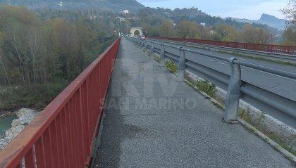 Crollo del ponte di Ponte Verucchio: la notizia è una bufala