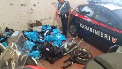 Rimini: smantellata la banda di ladri di moto