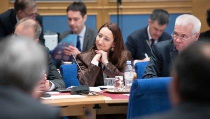 Sylvie Bollini a Parigi: l'impegno di San Marino nella lotta alla disinformazione