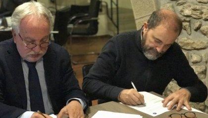 Bonifiche nelle aree calanchive, accordo AASLP - Università per due borse di studio
