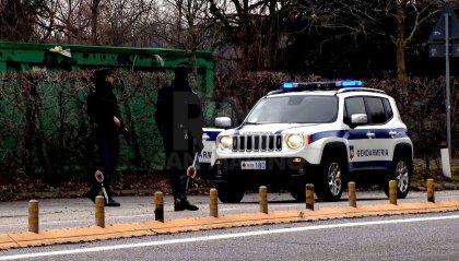 Ladri in azione tra Cailungo e Serravalle