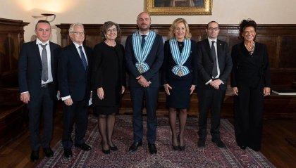 Segreteria Esteri: Otto nuovi Ambasciatori accreditati in Repubblica